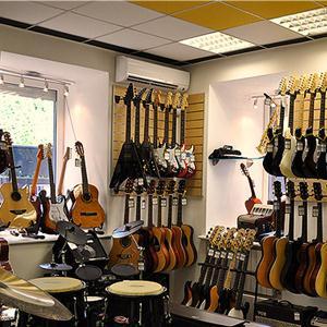 Музыкальные магазины Можги