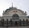 Железнодорожные вокзалы в Можге