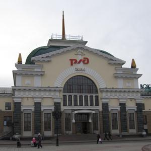 Железнодорожные вокзалы Можги